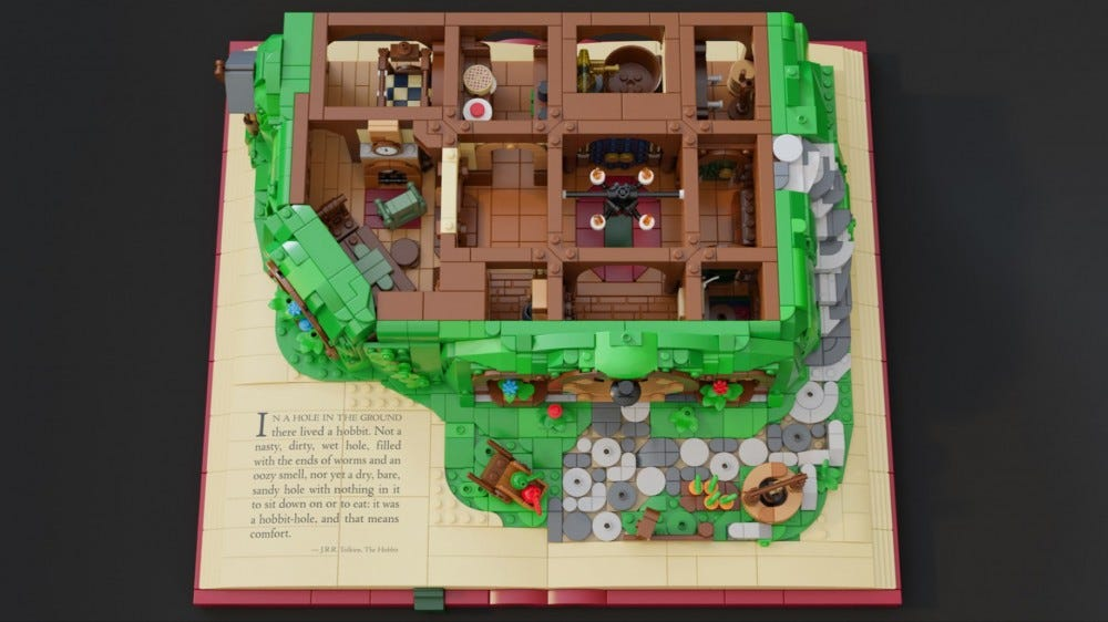 LEGO Bag End
