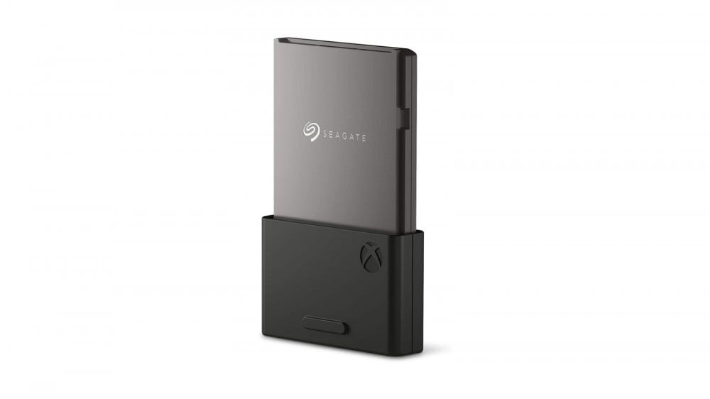 Seagate Xbox Storage Expansion Card