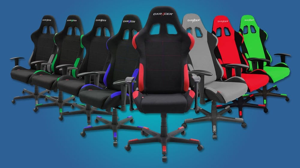 Magnificent Those Ugly Racing Style Gaming Chairs Are So Dang Ibusinesslaw Wood Chair Design Ideas Ibusinesslaworg