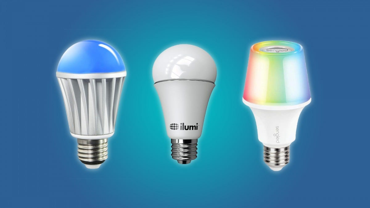 Color Changing Bluetooth Smart Bulbs