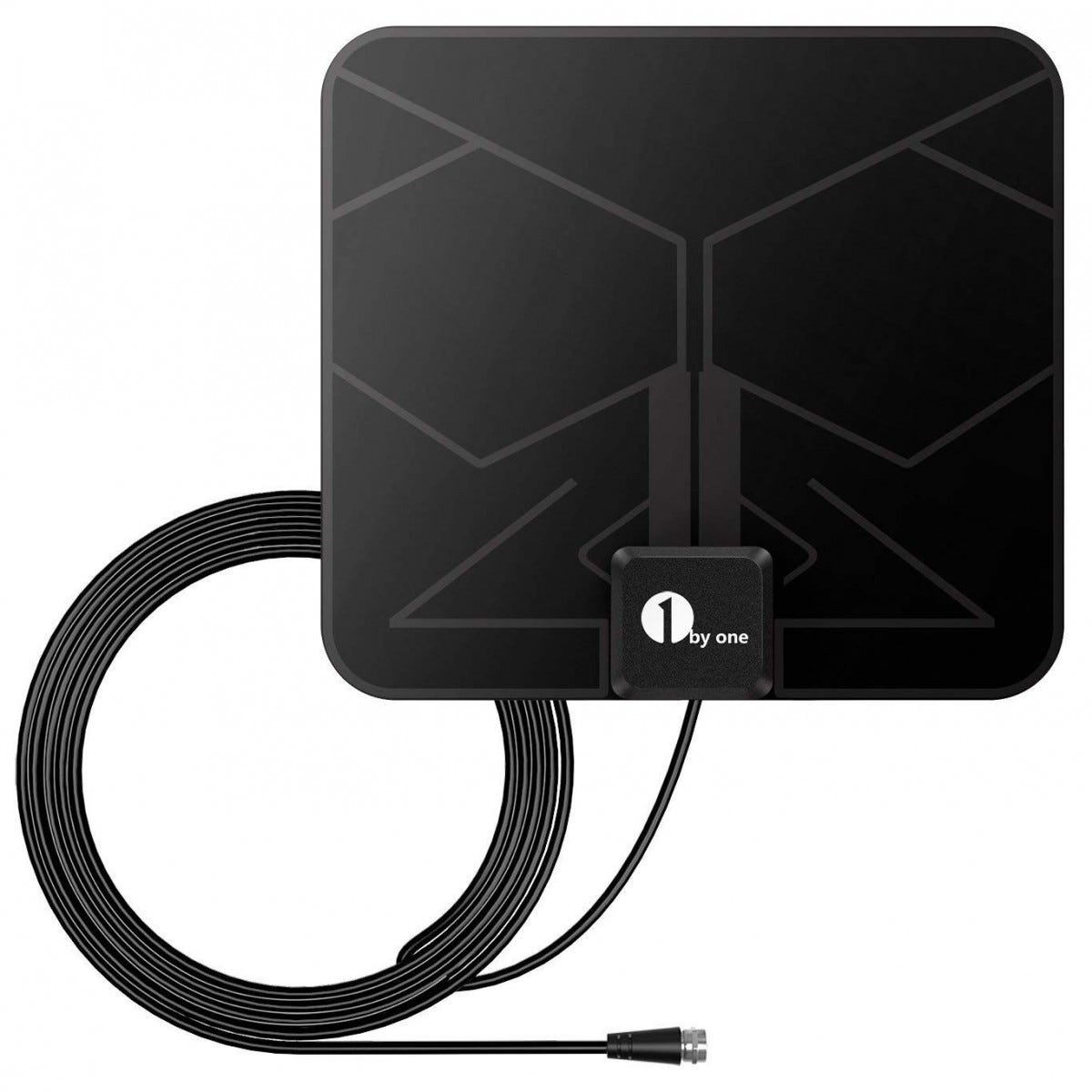 A standard digital TV antenna.