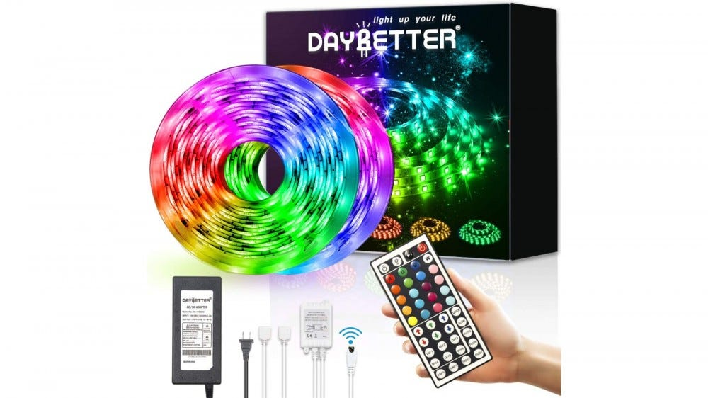 Daybetter LED light strips kit