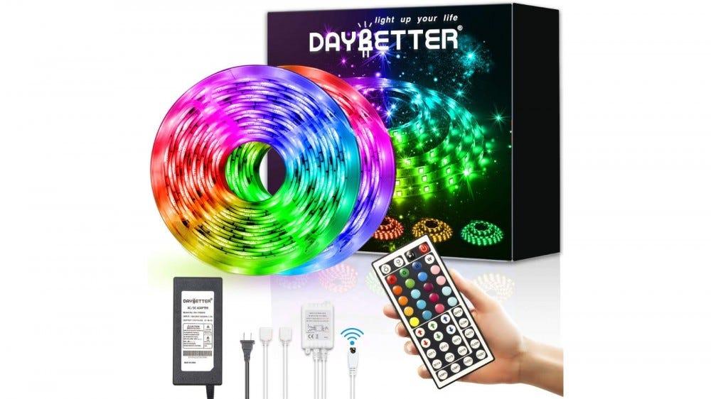 Daybetter LED light strips kit
