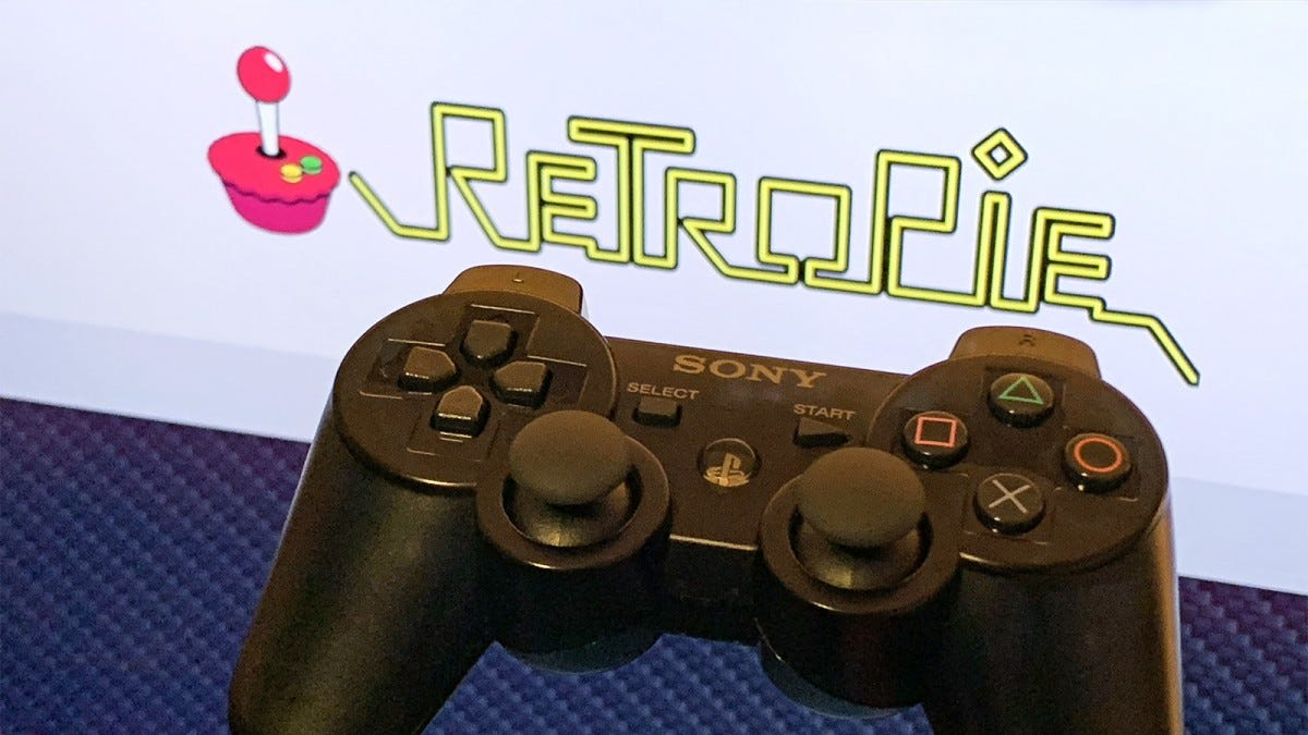 PS3 controller and RetroPie