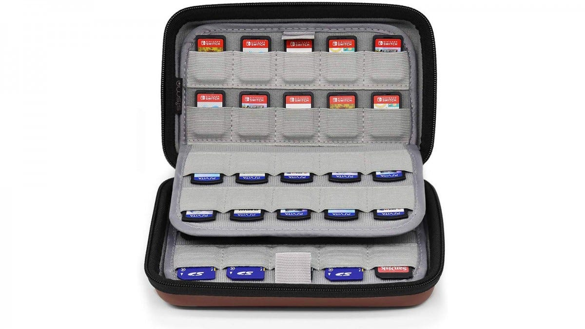Sisma 80 Game Cartridge Holder