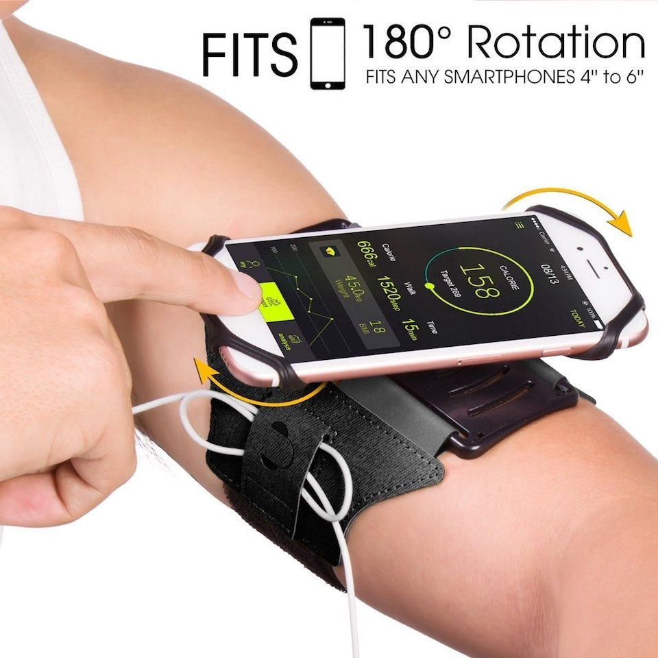 hot sale online 7737f d6356 The Best iPhone Armbands And Waist Belts For Running And The Gym ...