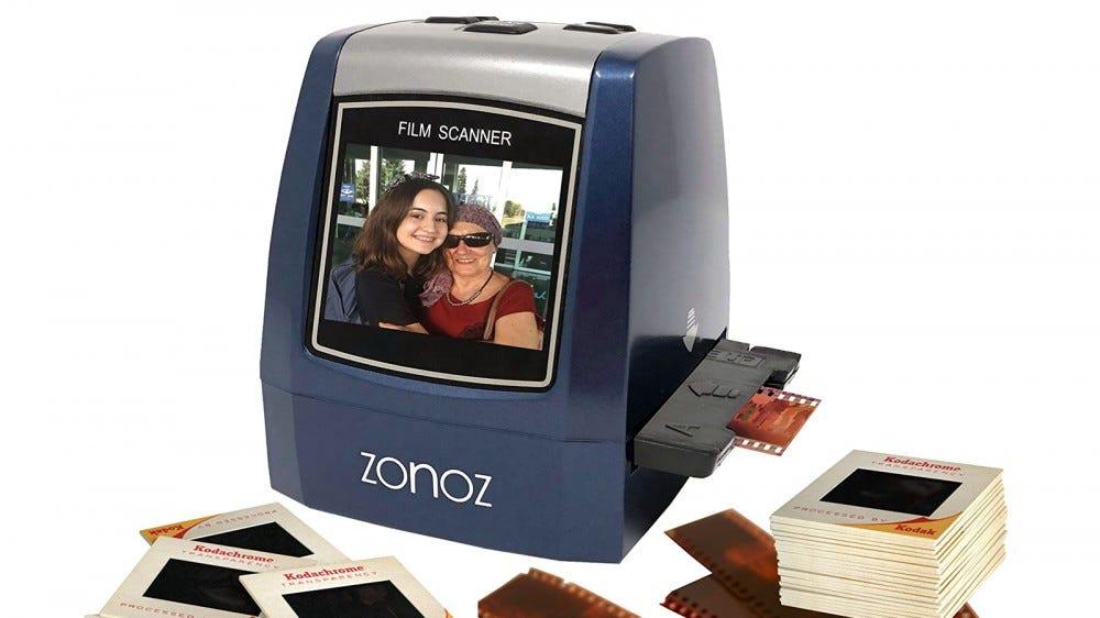 Zonoz FS-3 22MP All-in-1 media digitizer
