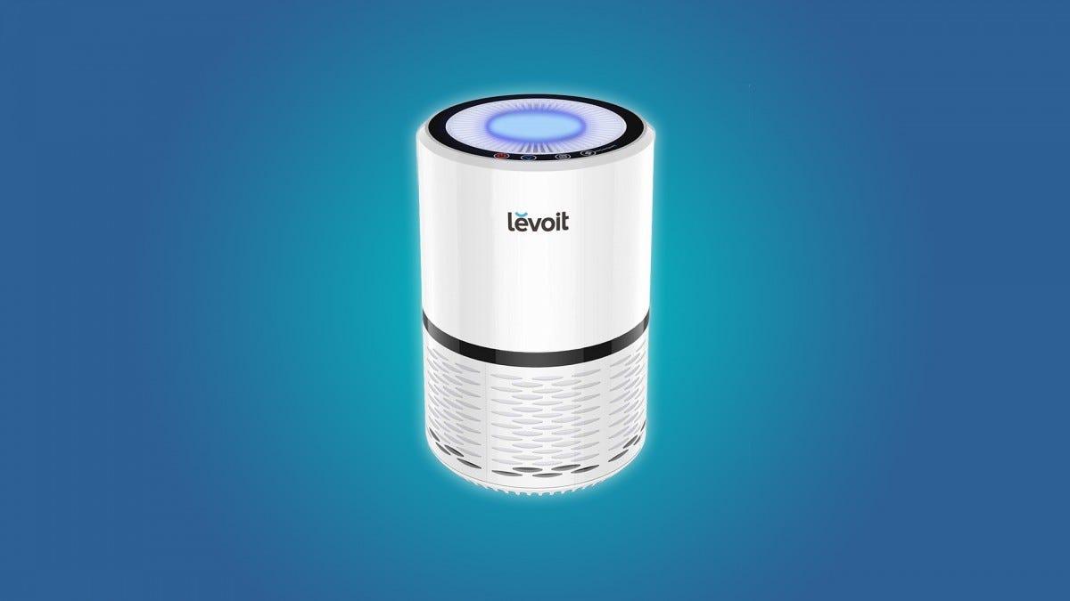 The LEVOIT LV-H132 Air Purifier
