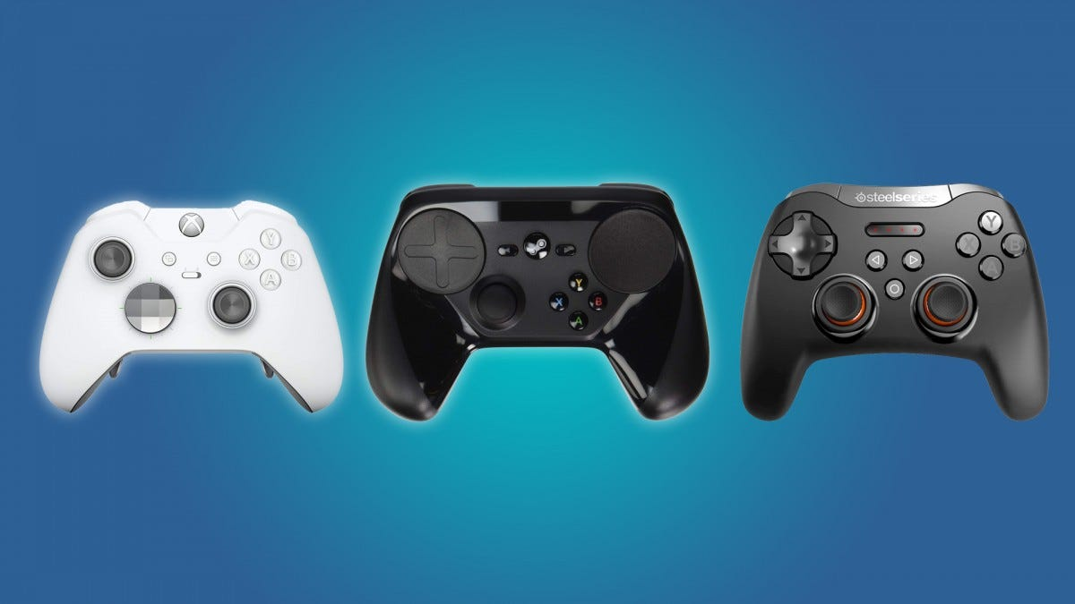 The Best Wireless Controllers For Pc Gaming Review Geek