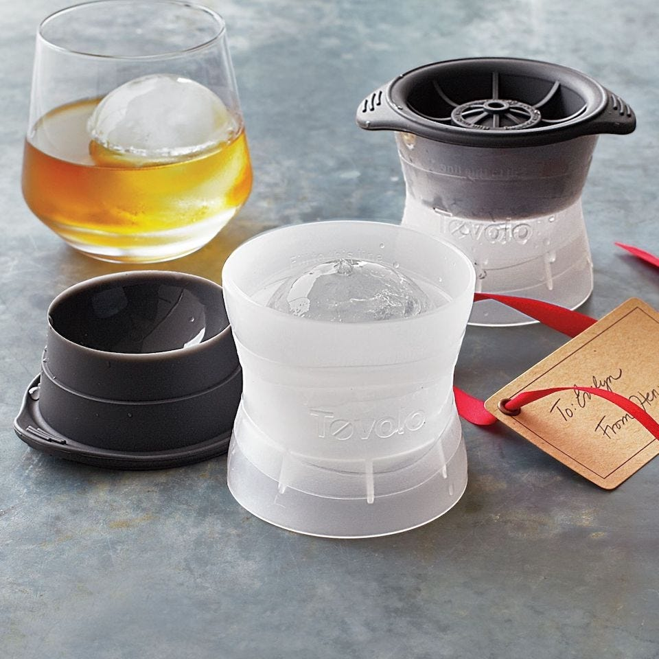The Best Ice Molds For Your Craft Cocktails and Delicious