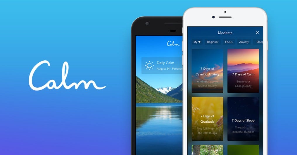Calm Mobile Apps
