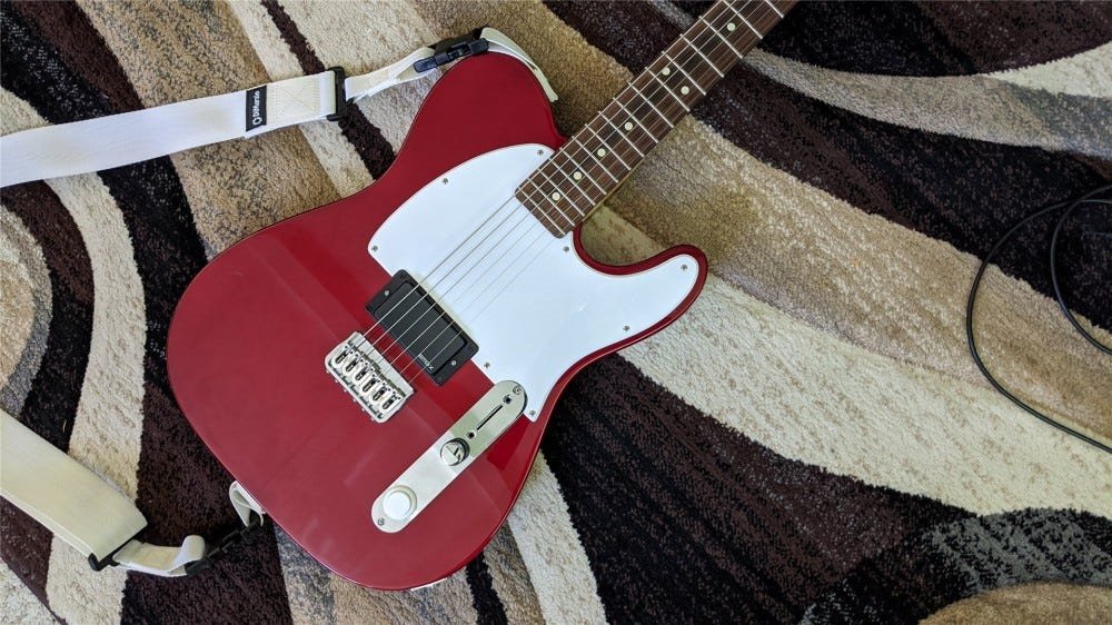 The Red Tele