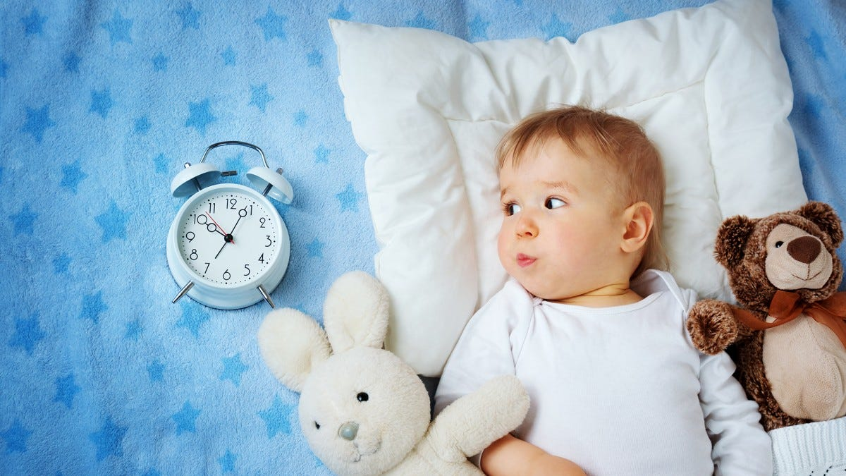 Bright Screens Keeps Kids Awake On >> The Best Sleep Training Clocks To Get Your Kids In Bed And Keep