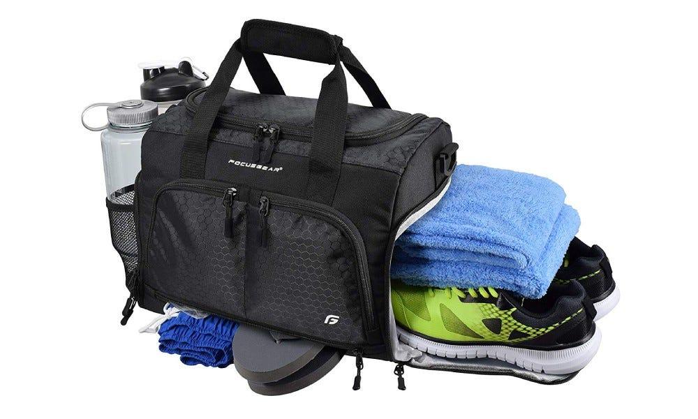 Ultimate 2.0 Gym Duffel Bag