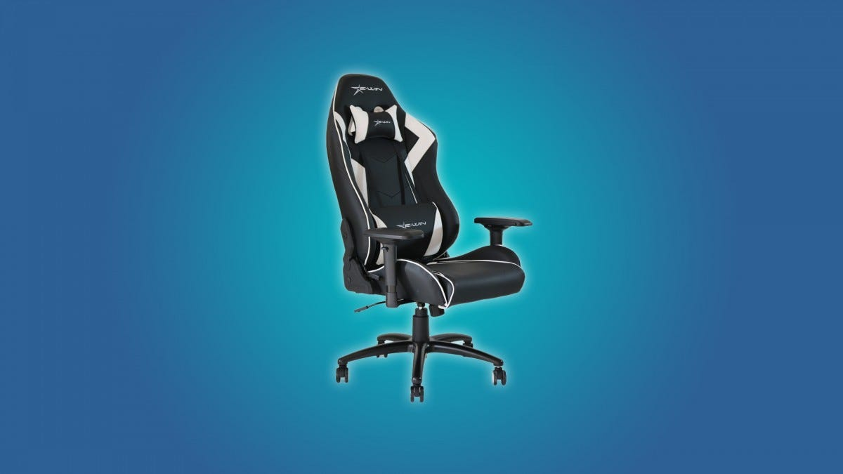The EWin Racing Champion Series Gaming Chair