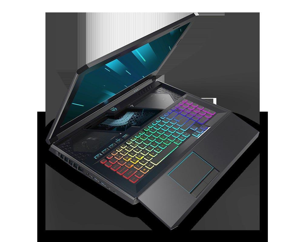 Acer Predator Helios 700 notebook