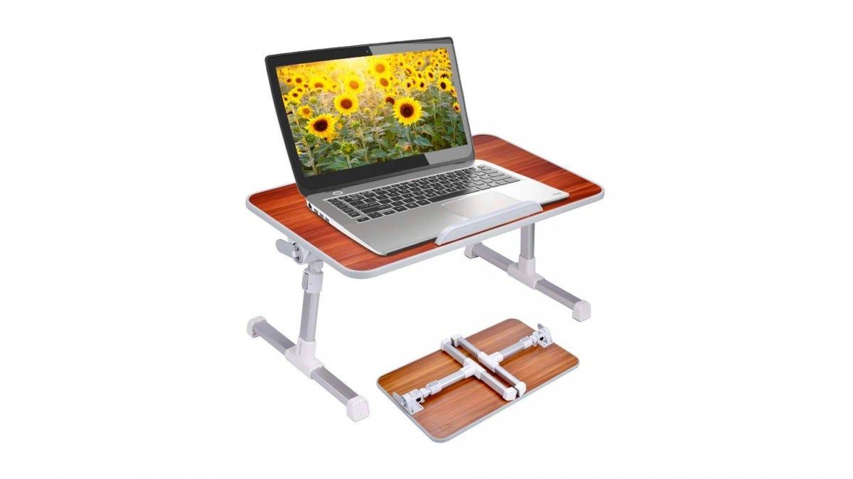 The Neetto legged lap desk.