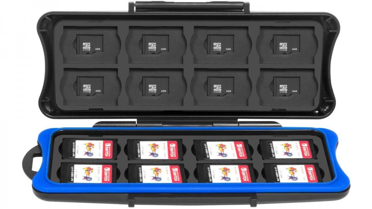 Younik Game Card Storage Boxfor Nintendo Switch