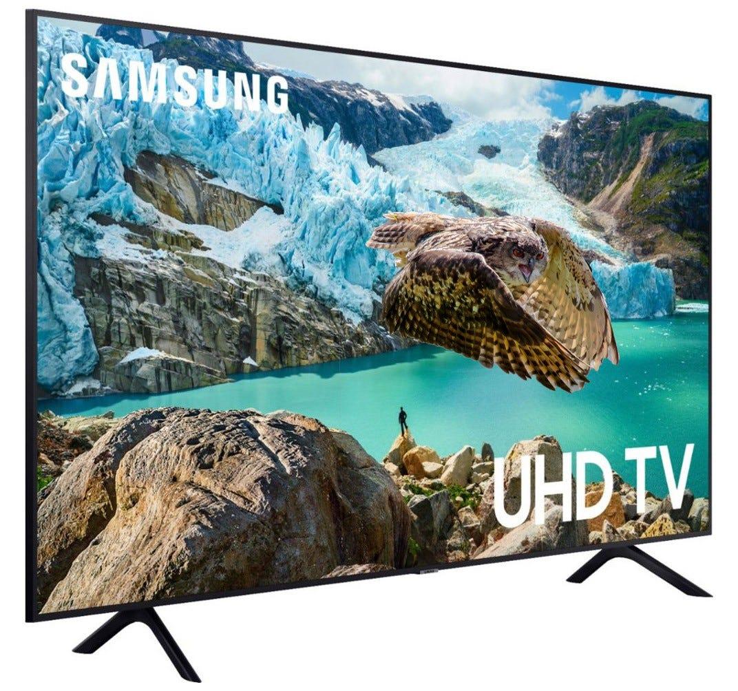 Samsung UN70NU6900FXZA television