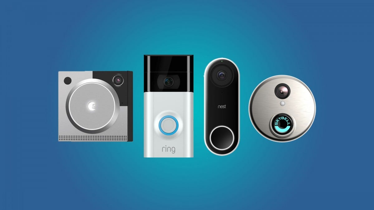 The Best Video Doorbells with HD Video, Motion Detection