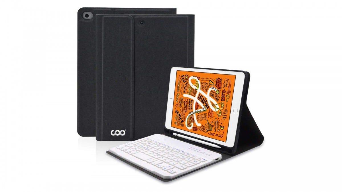 The COO iPad Mini Keyboard Case