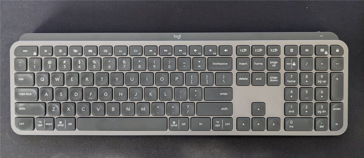 The MX Keys