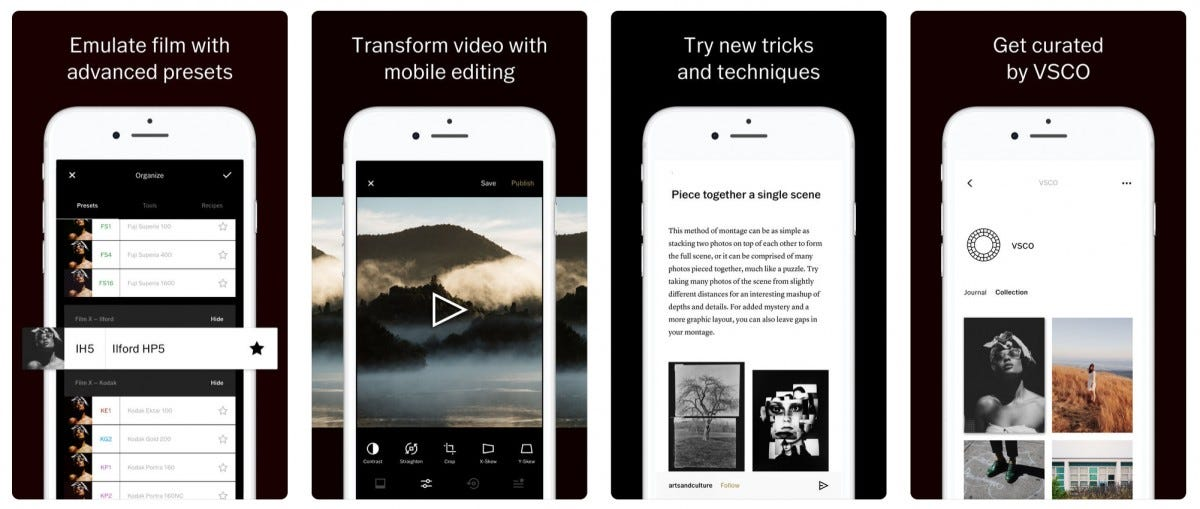 7 Best Photography Apps for iPhone – Review Geek