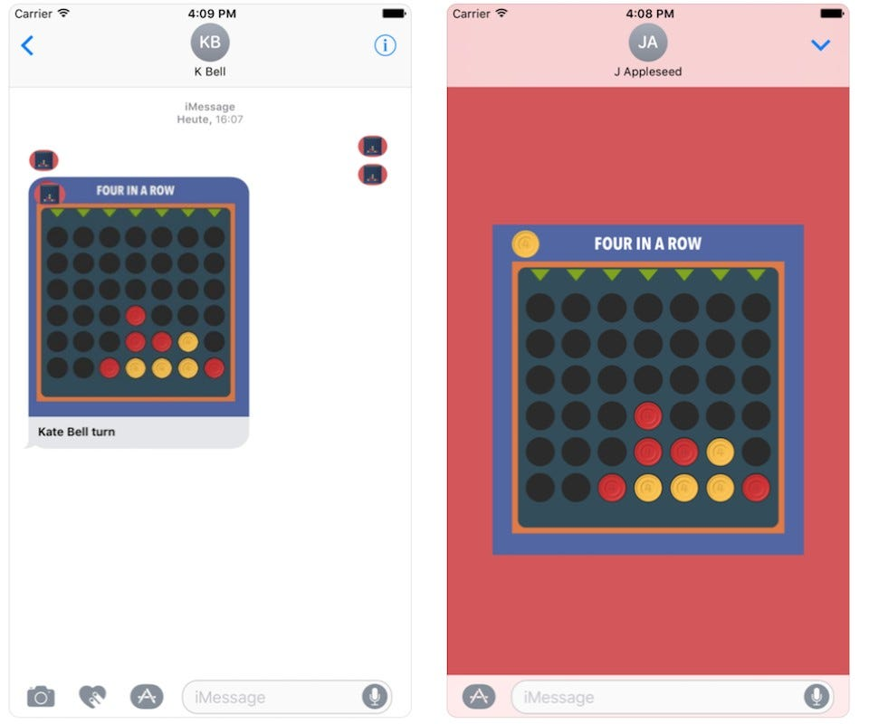 8 Fun Games You Can Play Directly In iMessage – Review Geek