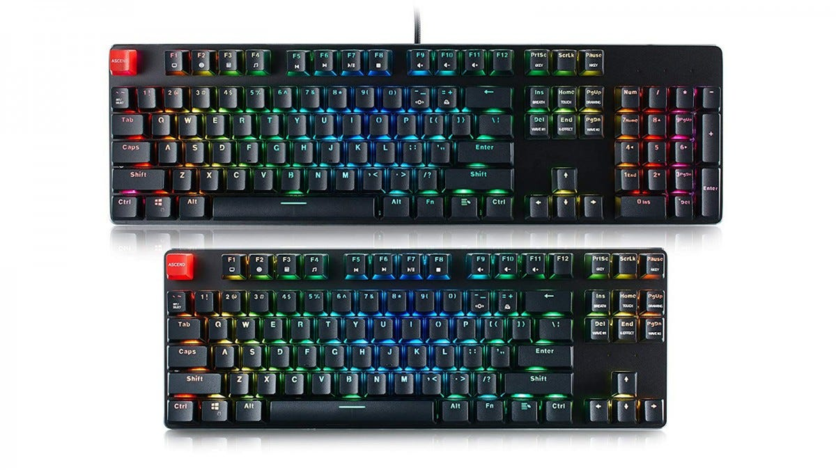 Glorious Modular Mechanical Keyboard
