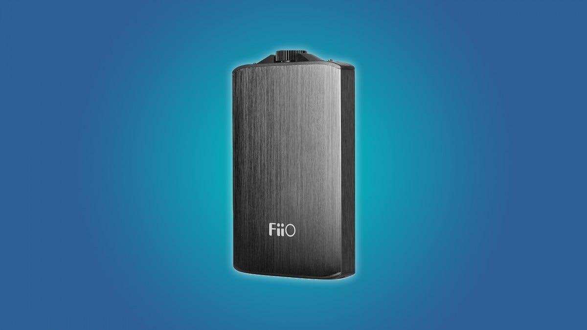 The FiiO A3 DAC