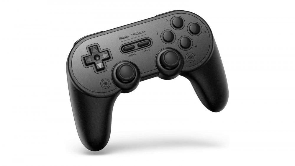 8 Bitdo Sn30 + Pro controller