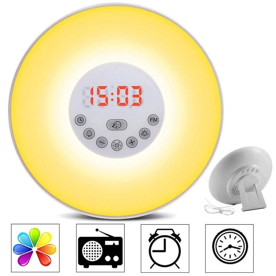 The Best Sunrise And Light Simulator Alarm Clocks – Review Geek