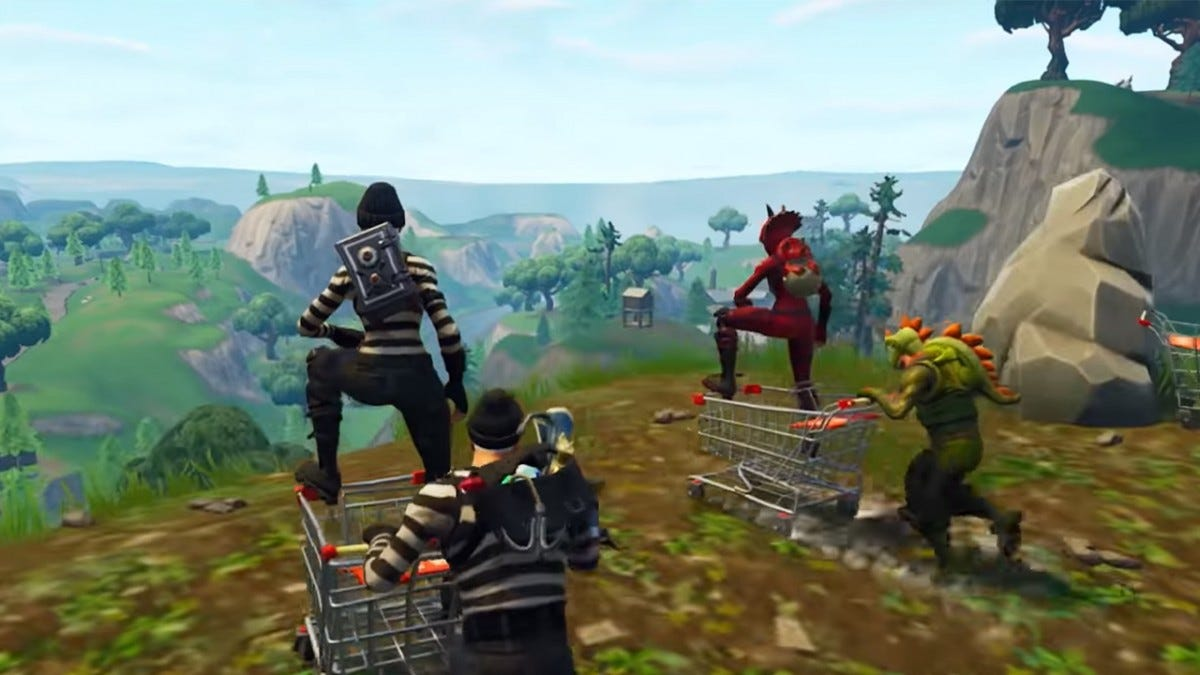 Sony Announces Fortnite Cross Play Player Ready Up