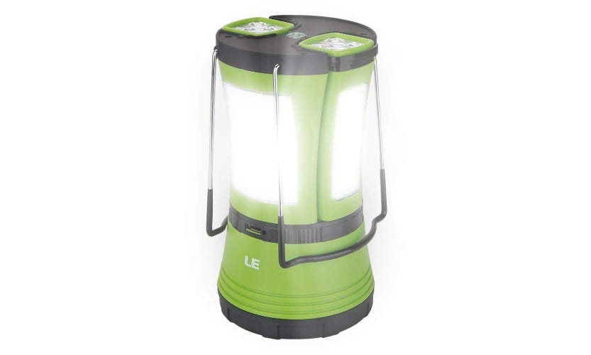 LE LED 3300012-DW Camping Lantern