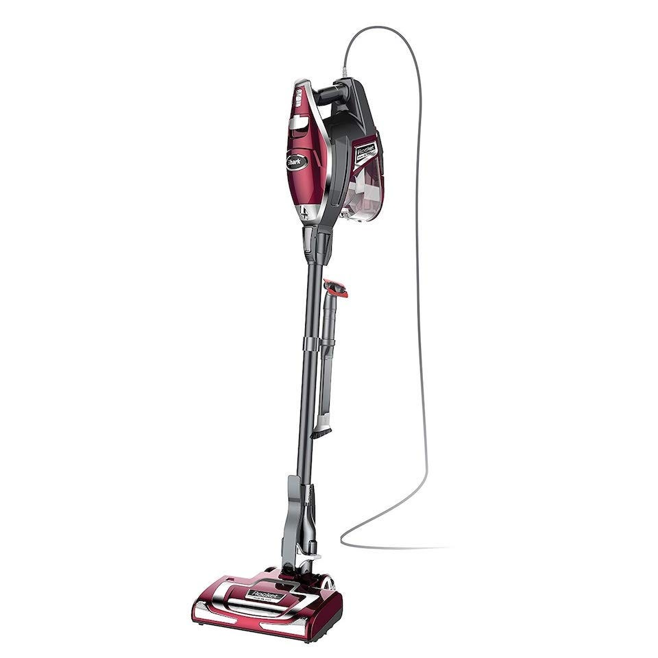 SharkNinja Rocket DeluxePro Ultra-Light Upright Corded Stick Vacuum