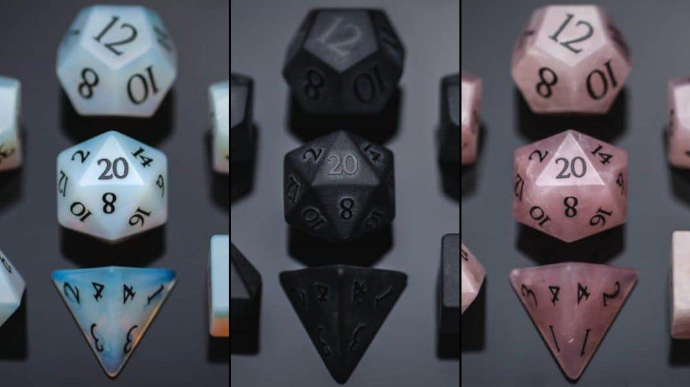 Три пары кубиков Змеиного леса