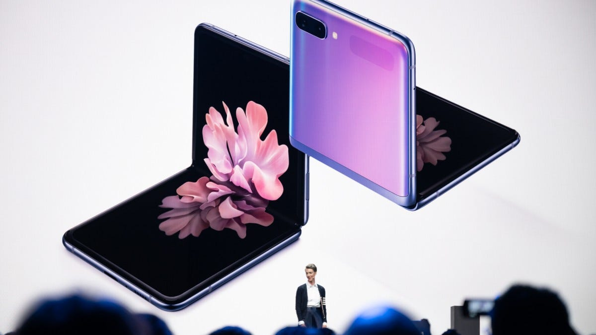 Samsung Galaxy Z Flip Unpacked 2020 Unveiling