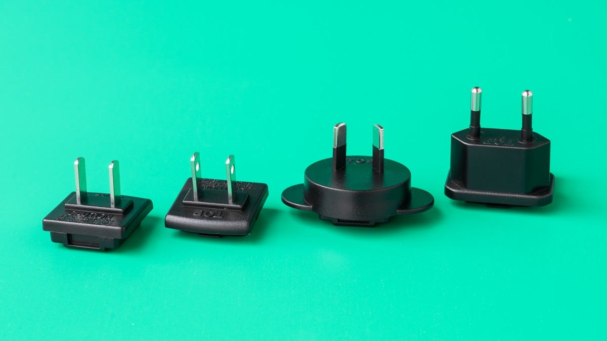 four types of plugs