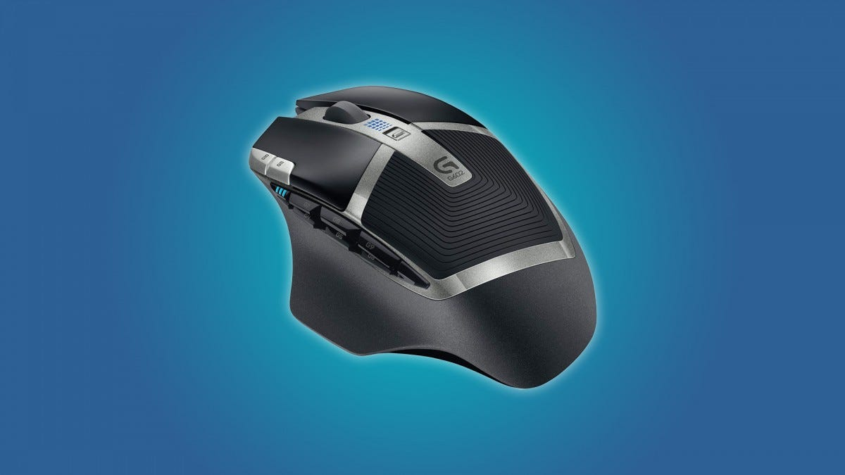 695eebb782c Is it crusty? Does it go unresponsive every few minutes? Why don't you  replace that dumpy old mouse with something clean and responsive, like the  Logitech ...