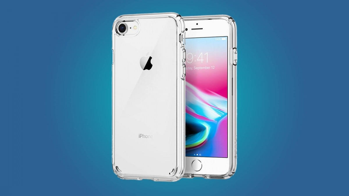 finest selection 21baa 03003 The Best Clear iPhone 8 Cases To Protect (But Showcase) Your Phone ...
