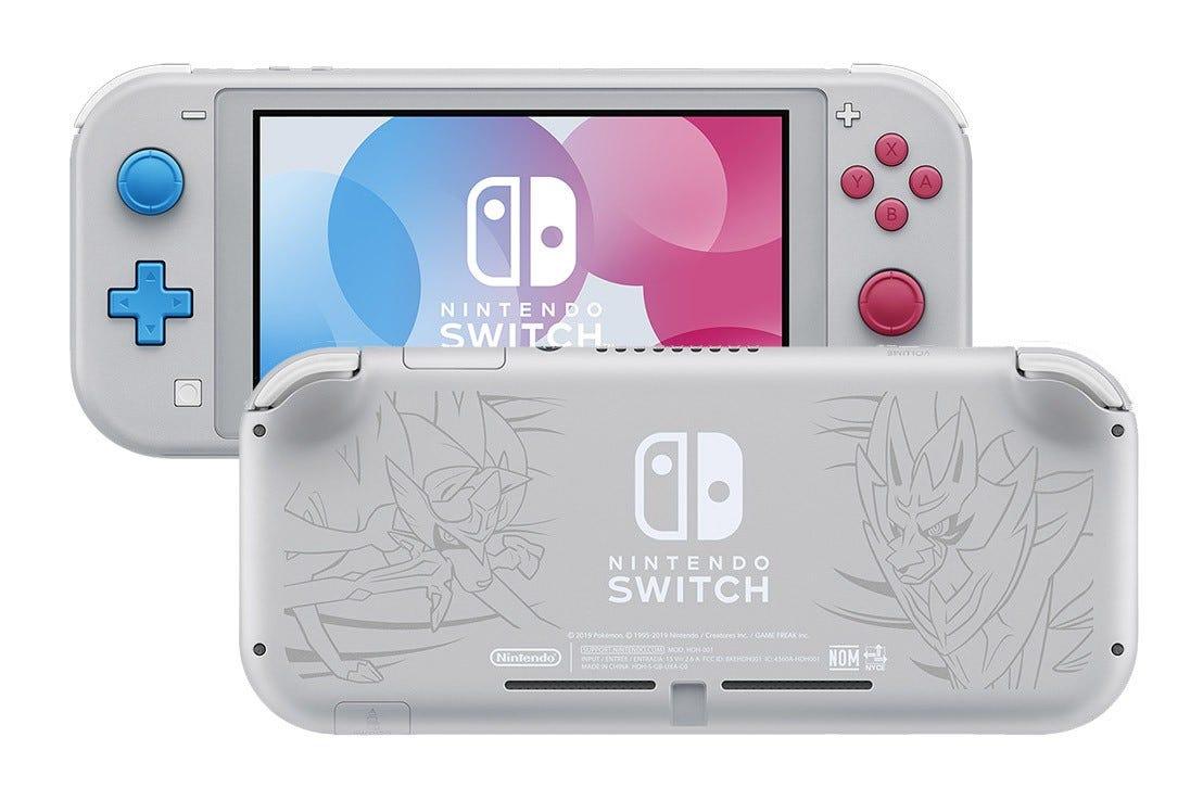 Wie unterscheidet sich der neue Switch Lite vom Nintendo Switch?