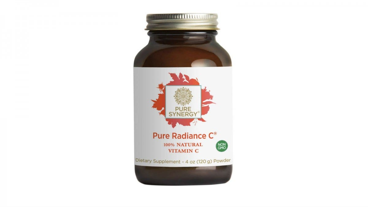 pure synergy pure radiance c vitamin c