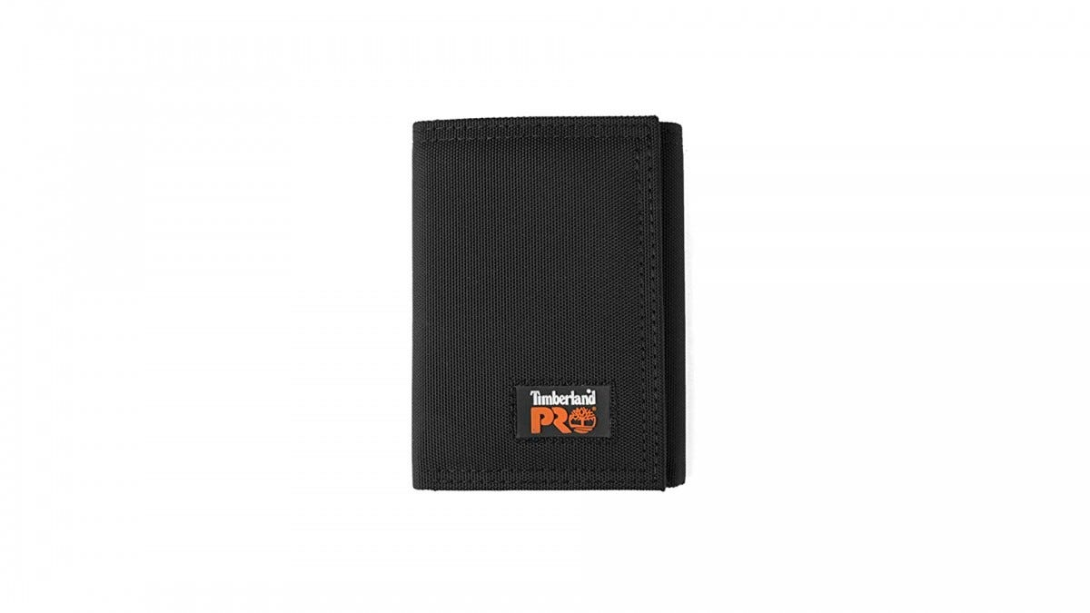 The Timberland PRO tri-fold wallet.