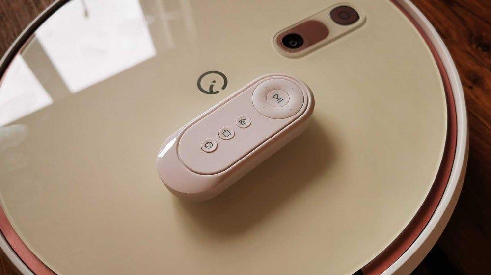 yeedi k700 remote control