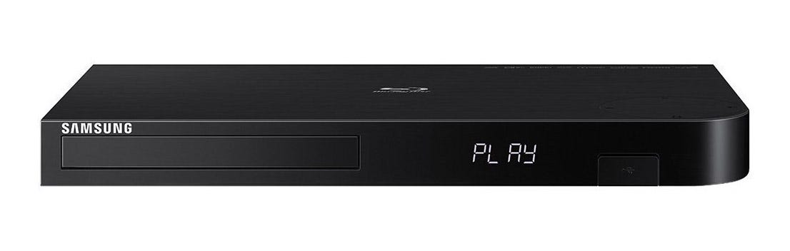 Samsung, BD-J6300, blu-ray, blu-ray player, 4k, 4k blu-ray,