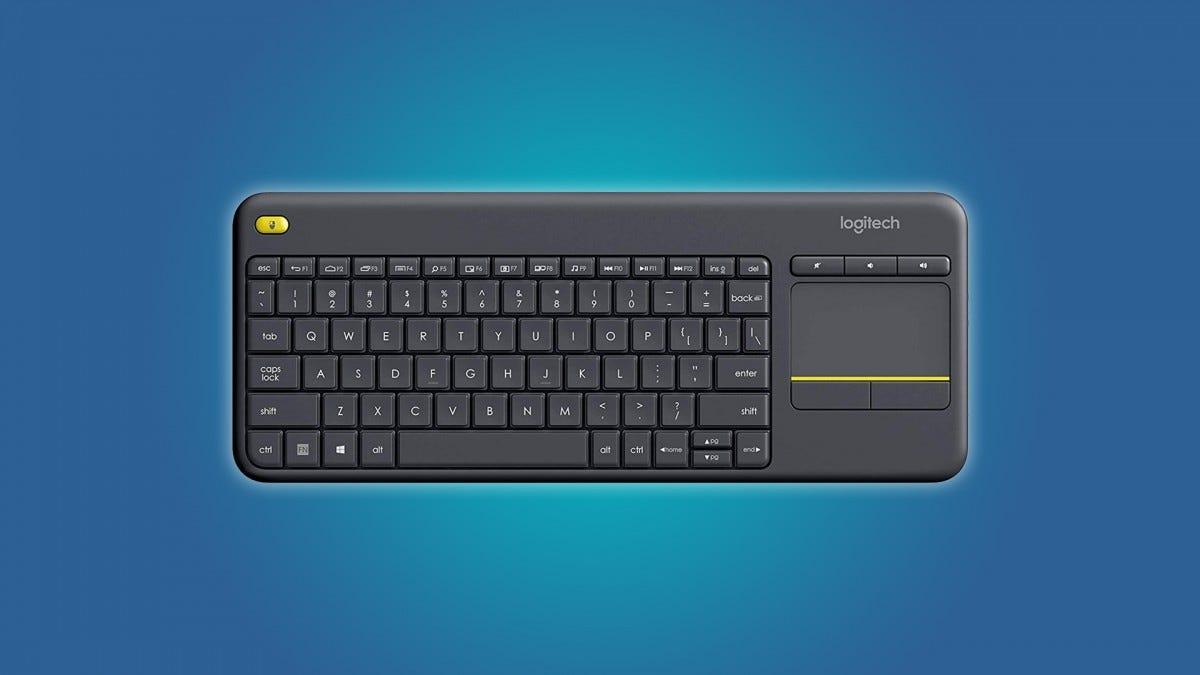 Logitech K400 Mechanical Keyboard
