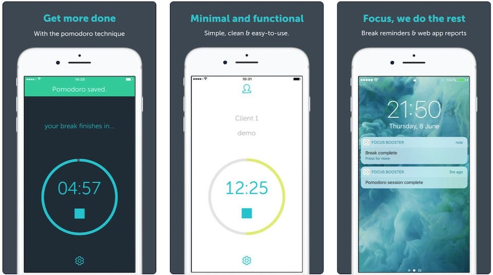 The Best Pomodoro Timer Apps and Services – Review Geek