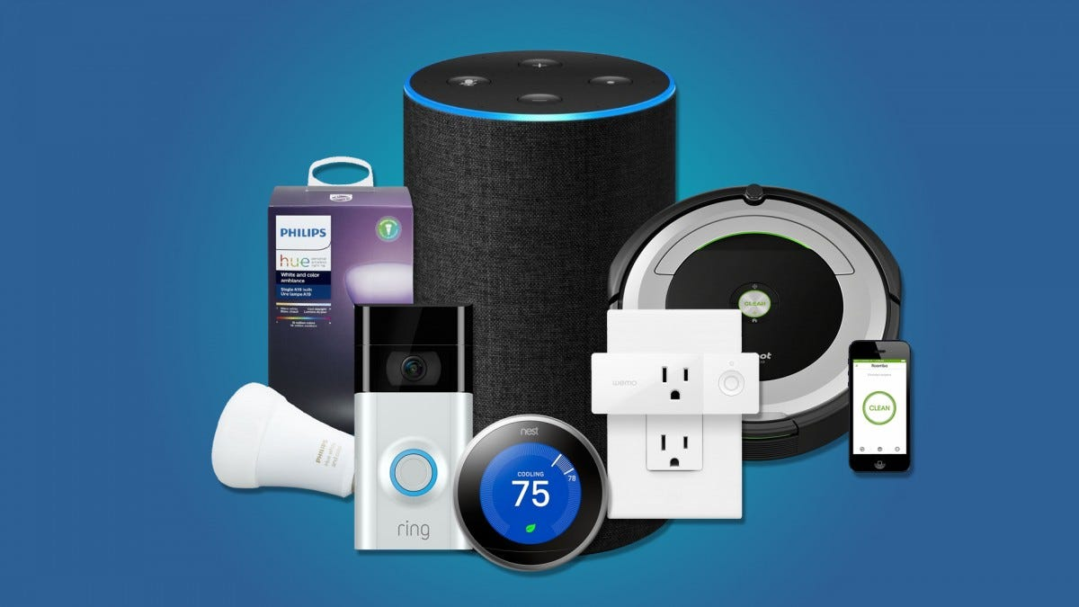 5 Smart Home Products That Play Nice With Alexa Review Geek