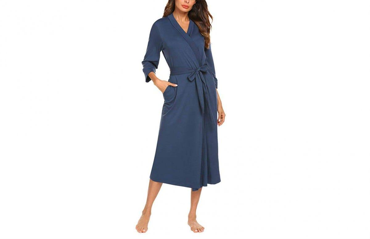Maxmoda Kimono Long Robe