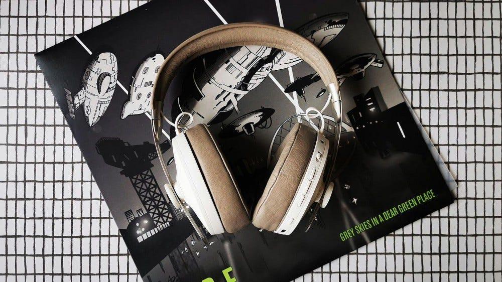 sennheiser momentum 3 headphones